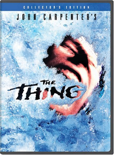 The Thing (Collector's Edition) by Kurt Russell