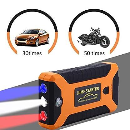 51arFowAvVL. SS416  - Detectoy 22000mAh Multifunción Jump Starter Battery Emergency Car Fuente de alimentación 12V LCD Digital Engine Booster Banco de Potencia para portátil