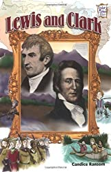 Lewis and Clark (History Maker Bios (Lerner)) by Candice F. Ransom (2003-01-01)
