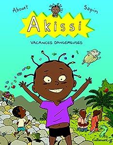 """Afficher """"Akissi n° 3 Vacances dangeureuse"""""""