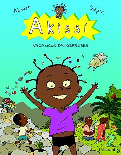 Akissi (3) : Vacances dangereuses