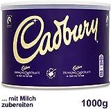 Cadbury Drinking Chocolate 1KG Tub