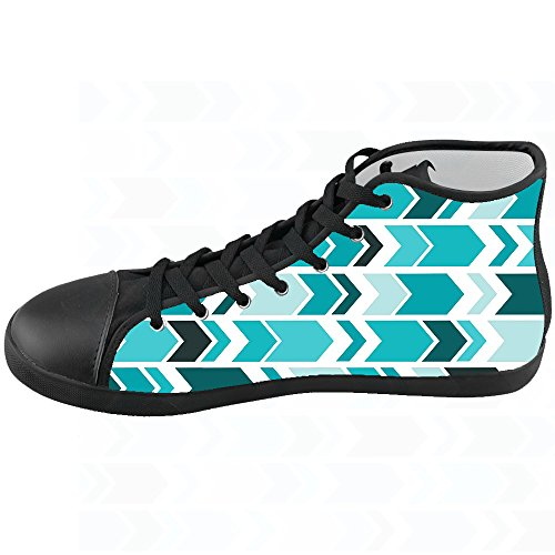 Custom pfeil muster Kids Canvas shoes Schuhe Footwear Sneakers shoes Schuhe