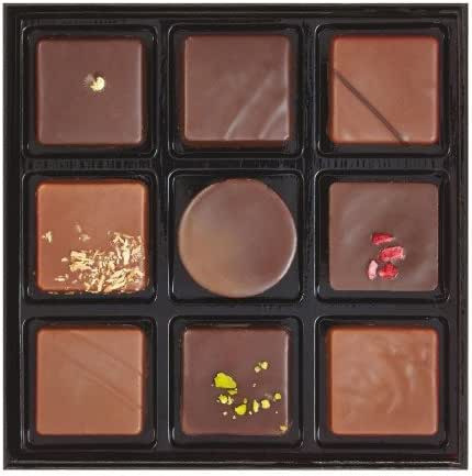 Fauchon - Ecrin de 9 chocolats fins