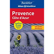 Baedeker Allianz Reiseführer Provence, Côte d´Azur