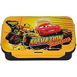 Disney Cars Lunch Box with Container, BPA free, 800ml, Multi-color