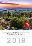 Naturerlebnis Fränkische Schweiz 2019, Wandkalender DIN A4
