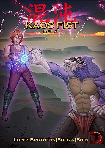 Kaos Fist: Issue 2 (English Edition)