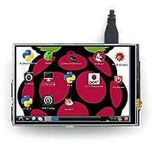 4 pulgadas pantalla táctil RPi LCD (A) 320*440 IPS TFT