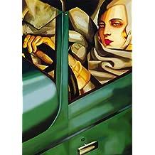Lempicka Poster 03 cm 70x100 Poster Plakat Fine Art auf Papier Matte Foto papiarte