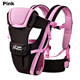 GudeHome Baby Carrier 4 Positions Backpack, Front Facing, Kangaroo & Sling Lightweight Infant