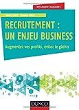 Recrutement - Un enjeu business - Augmentez vos profits, évitez le gâchis