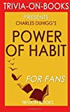 Best Trivion Books In Audios - Trivia: The Power of Habit by Charles Duhigg Review