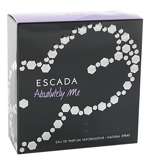 Escada Absolutely Me Eau de Parfum Spray, 1er Pack (1 x 75 ml)