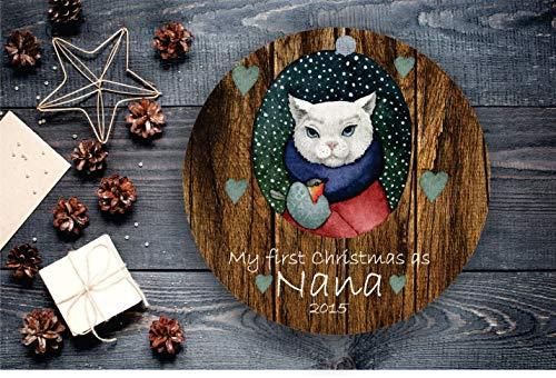 st Christmas As Grandma Nana, personalisierbar ()