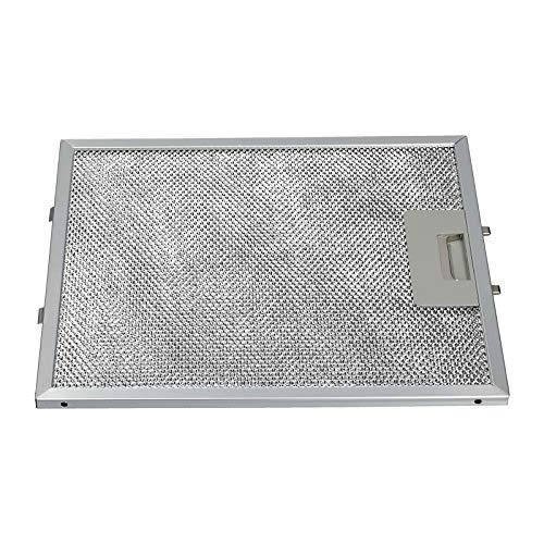 Filtro de grasa de metal para AEG Electrolux 4055101671 utilizado en campana...