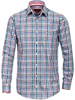 CASAMODA Herren Regular Fit Freizeithemd 441902200/300