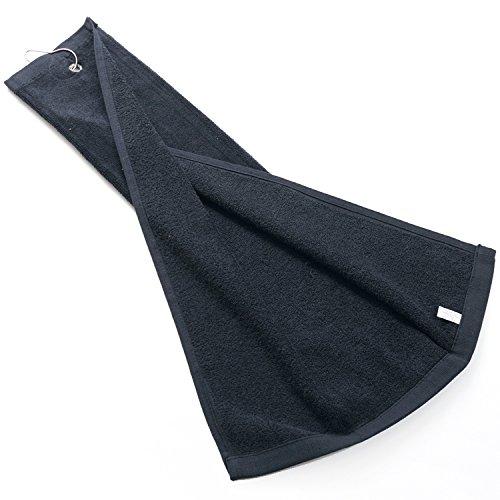 answet esencial tejida 100% algodón de corte de pelo toalla de Golf d