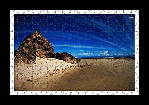 puzzle-style-pr-assembls-imprimer-mur-de-rock-on-sandy-beach-by-lisa-loft
