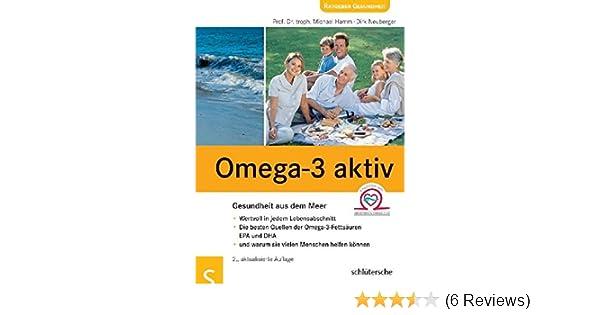 Omega 3 Aktiv Gesundheit Aus Dem Meer Wertvoll In Jedem