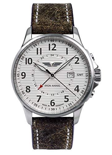 Junkers Armbanduhr 5840-1 Herrenuhr