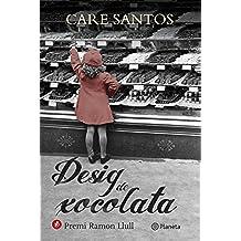 Desig de xocolata (Ramon Llull)