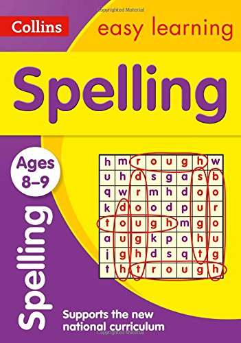 Spelling Ages 8-9: New Edition (Collins Easy Learning KS2)