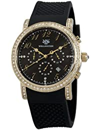 Wellington Damen-Armbanduhr Analog Silikon Fairlie WN504-222