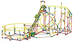 Tomy - K'nex - 71316 - Jeu de Construction - Coffret Hot Shot Vidéo Coaster