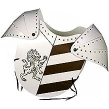 Legler - Armadura de caballero con diseño de león