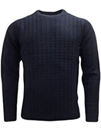 Tokyo Laundry - Pull - Pull - Uni - Manches Longues - Homme Noir Noir Small