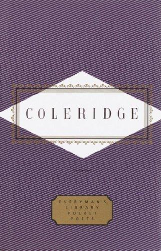 Coleridge: Poems (Everyman's Library Pocket Poets Series)
