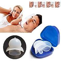 G-smart Anti Schnarch Zunge Weiche Transparent Medical Silikon Schlafapnoe Nachtwächter Stop-Schnarch Tongue Retainer preisvergleich bei billige-tabletten.eu