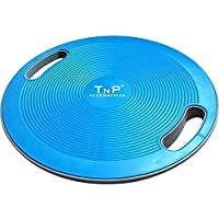 TNP Accessories® Balance Board, ANTI SLIP SURFACE, Exercise Fitness Workout Rehabilitation Training Exercise Wobble Board Aerobic Step