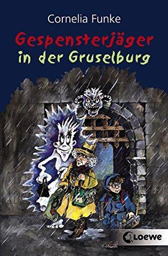 Buchseite und Rezensionen zu 'Gespensterjäger in der Gruselburg' von Cornelia Funke