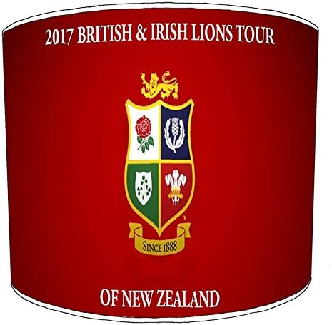 Premier Lighting 20,3 cm soffitto British Lions And Irish Lions British Rugbista LAMPSHADES4, 30,5 cm 9da4b7