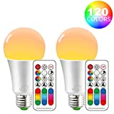 iLC LED E27 Farbwechsel Lampe