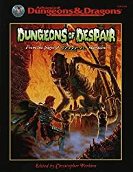 Dungeon of Despair: Best of Dungeon 2 (Advanced Dungeons & Dragons) by Christopher Perkins (1999-02-06)
