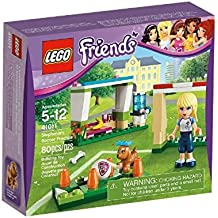 LEGO Friends 41011 - El Entrenamiento de Stephanie