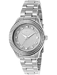Invicta Angel Women's Analogue Classic Quartz Watch with Stainless Steel Bracelet – 22877