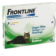 FRONTLINE Spot on K Lösung für Katzen, 6 St