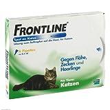 Frontline Katze 6 Anwendungen