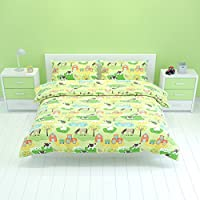 Bloomsbury Mill Farmyard - Tractor & Farm Animals - Bedding Set