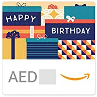 Amazon.ae eGift Card - Birthday Packages