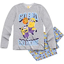 Minions Despicable Me Chicos Pijama 2016 Collection - Azul