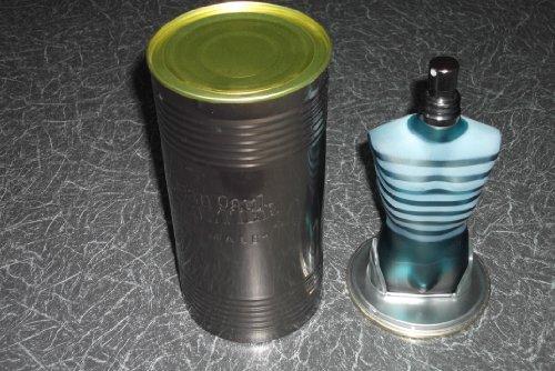 jean-paul-gaultier-le-male-vuoto-bottiglia-in-metallo-originale-oggetto-da-collezione-ideale-per-dis