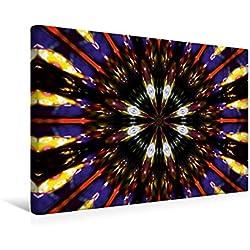 Calvendo Premium Textil-Leinwand 45 cm x 30 cm Quer, Glücksgefühle | Wandbild, Bild auf Keilrahmen, Fertigbild auf Echter Leinwand, Leinwanddruck Gesundheit Gesundheit