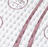 Beurer UB 90 Komfort Wärme-Unterbett, anschmiegsame Wärmebettunterlage, zwei separat einstellbare Temperaturzonen - 5