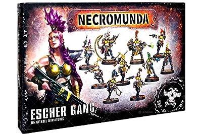 Necromunda+%3A+Gang+Escher