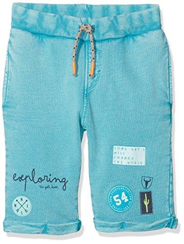 NAME IT Jungen Nkmjim UNB SWE Long Shorts, Blau (Lake Blue), 158